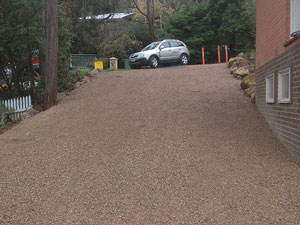 New Driveways